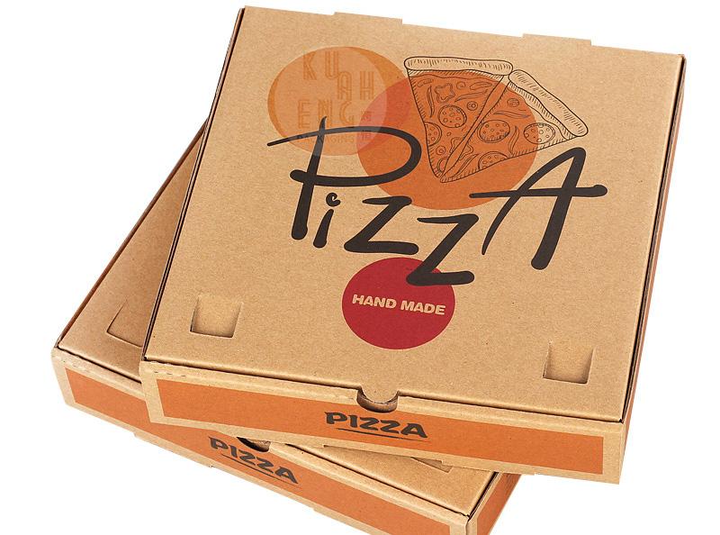 Các Kiểu Dáng Hộp Đựng Bánh Pizza Thông Dụng