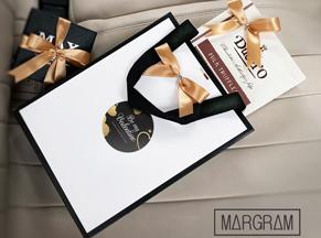 Mọi sản phẩm đều có thể trở thành món quà Valentine bán chạy với set túi của Margram