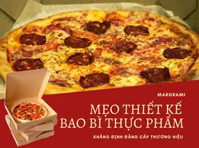 Mẹo thiết kế bao bì thực phẩm khẳng định thương hiệu