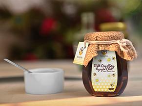 Nhãn dán mật ong