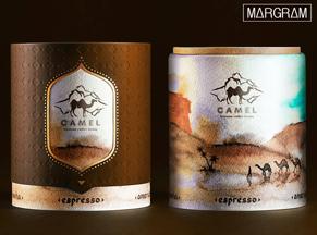 Bao bì cà phê Camel