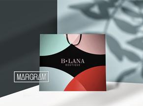 Nhận diện nhãn hiệu B.LANA BOUTIQUE - Ngoại hình bao bì mang tính chinh phục