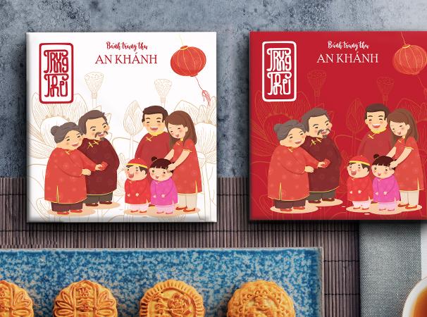 Hộp Bánh Trung Thu | An Yên