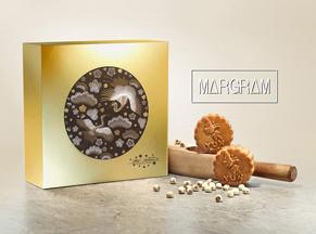 Hộp bánh Trung Thu | Kim Vân Hạc (Gold)