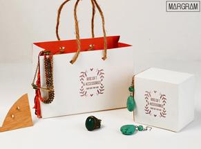 Túi giấy đựng trang sức Ring Gift