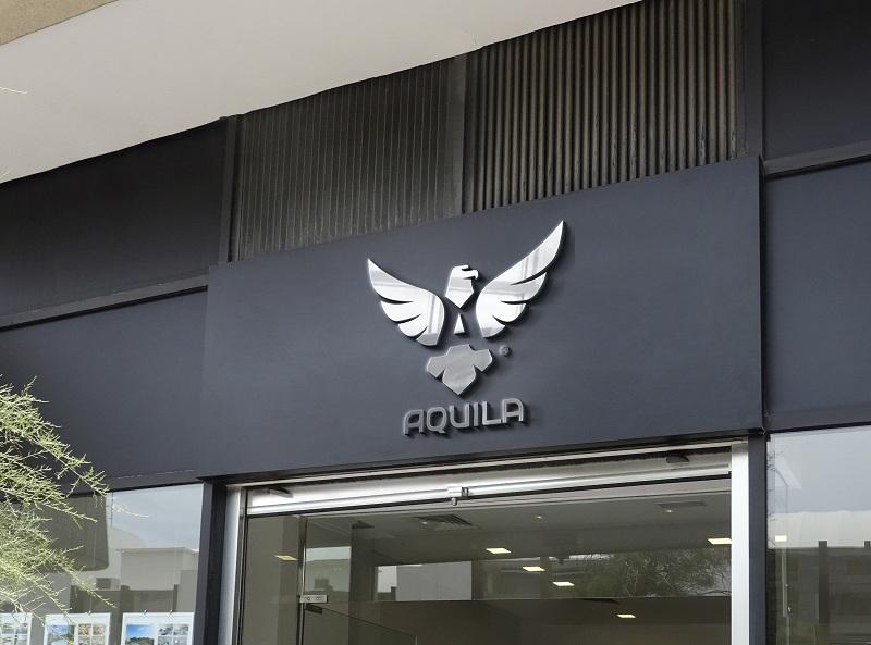 Thiết kế Logo thời trang Aquila