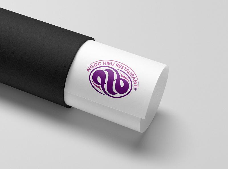 Thiết kế Logo Nhà hàng Ngọc Hiếu