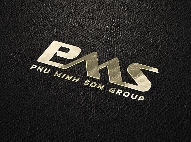 Thiết kế Logo Tập đoàn công nghiệp Phú Minh Sơn