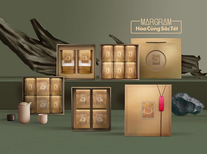 Hộp đựng quà Tết - Tet Season II (Gold)