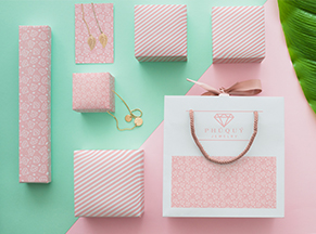 Túi giấy đựng đồ trang sức