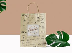 Túi giấy Kraft thời trang MG – 03