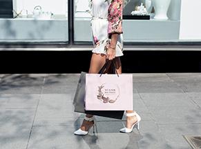 Túi giấy thời trang – MG 04