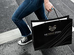 Túi giấy thời trang MG – 07