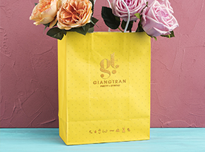 Túi giấy thời trang phụ kiện nữ
